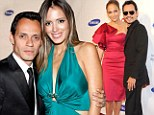 Marc Anthony splits with girlfriend Shannon Lima... just days after 'secret meeting with ex-wife J-Lo'