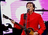 Sheepish: Sir Paul says he can't face slaughtering his livestock