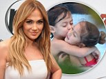 Jennifer Lopez has revealed she is planning a rainbow themed party for her twins Max and Emme for their 5th birthday next month