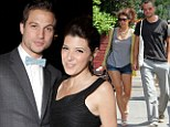 Engaged at last! Never-before-wed Marisa Tomei, 48, to say 'I do' with much younger beau Logan Marshall Green, 36