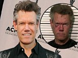 Troubled country star Randy Travis receiving treatment for alcoholism as he records two new albums