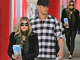 Despite their busy schedules, Fergie and her husband Josh Duhamel kept the spark alive as they enjoyed a casual Sunday morning together in Brentwood, Los Angeles.