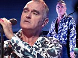 Morrissey forced to cancel more tour dates as singer, 53, is hospitalised for suspected bladder infection