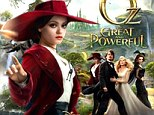 She's bewitching! Mila Kunis is spellbinding as she turns Disney villain in new promo photos for Oz the Great and Powerful