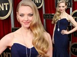 Amanda Seyfried started off her day with an invigorating hike in Runyon Canyon but managed a quick - and very glamorous - change later that day for the SAG Awards red carpet.
