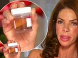 'This is my labia. She looks better in the jar': The 'Plastic Wife' who pickled her lady parts bares ALL in new US reality TV show