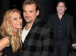 'As long as she's happy': Paul Nassif gives his blessing as ex Adrienne Maloof goes public with toyboy Sean Stewart