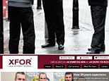 A staggering 63,883 tickets were issued in England last year, compared with just 727 in 1997, following 'payment for penalties' deals between 15 councils and Xfor, a firm run by former soldiers