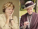 Dame Maggie Smith has been attacked in a new book by Frederic Raphael