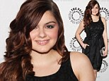 The hardest working teen in Hollywood: Ariel Winter is back on the red carpet looking perfect on her birthday