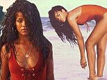 Nothing beats a bit of self promotion: Rihanna commands attention in shots for Barbados tourism campaign