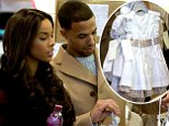 Are the Humes having a girl? Pregnant Rochelle and hubby Marvin shop for baby dresses