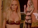 Poppy Delevingne for Agent Provocateur