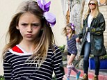 Who's the model now? Heidi Klum's daughter Leni steals the show as mum wears baggy outfit for gym class run