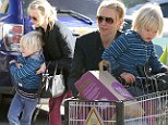 She's just mum to me: Naomi Watts goes from red carpet to tantrums while out with her son in Los Angeles