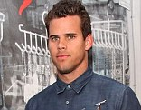 Denies the claims: Kris Humphries of the Brooklyn Nets in Spetember