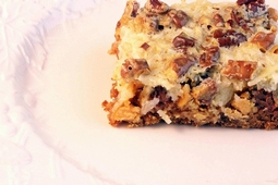 Low Calorie Hello Dolly Bars