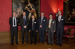 KNAW NWO PhD Event, 7 December 2012 in Amsterdam