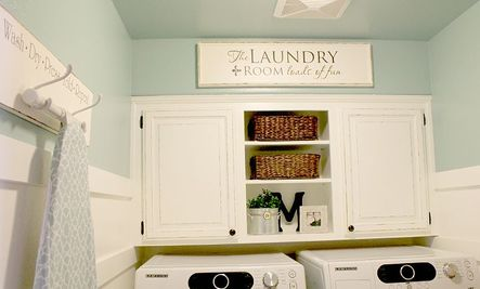 5 DIY Laundry Room Storage Ideas | Care2 Healthy Living