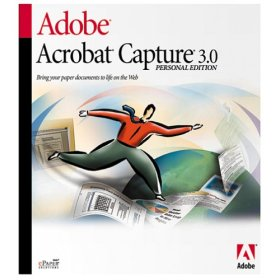 Adobe Acrobat Capture 3.0