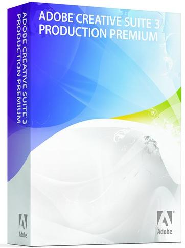Adobe Creative Suite 3 Production Premium