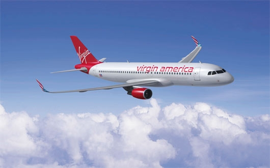 Virgin America spreads its wings