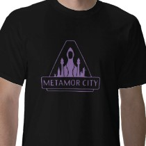 Metamor City Logo T-Shirt