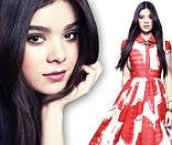 Hailee Steinfeld in a Fashion magazine photo shoot for Canada