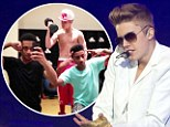 Justin Bieber at centre of new cannabis scandal: 'New pictures show singer smoking weed being shopped'