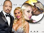'I disrespected my husband': Coco Austin opens up on those steamy snaps with rapper AP.9... but says marriage to Ice-T is strong in new interview with MailOnline