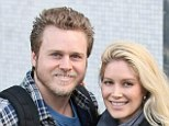 Scared: Spencer Pratt and Heidi Montag need 15 security guards when they attend a signing on Saturday