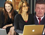 It's all over! Jack Donaghy sobs while Liz Lemon gets her happy ending as 30 Rock bows out with emotional final episode