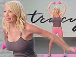 Is running making you fat? Tracy Anderson reveals tricks to 'problem area' weight-loss in 15-minute workout for Gwyneth Paltrow's website