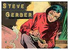 Steve Gerber Portrait