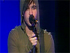 Pete Wentz from Fall Out Boy (Source: Close Up)