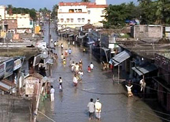 FLOOD OF WOES: The worst-affected districts include Madhepura, Bhagalpur, Araria and West Champaran.
