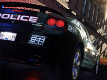 A look at Need for Speed Most Wanted's single-player photo