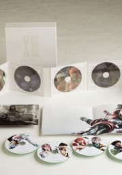 Final  Fantasy XIII Soundtrack :: The Limited  Edition