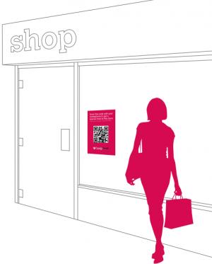 QR codes Scotland fro retail