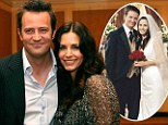 Friends reunited! Courteney Cox to guest star with Matthew Perry on his TV comedy series Go On