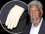 Time does not heal all wounds: Morgan Freeman steps out in Beverly Hills revealing he is still struggling to overcome injury almost five years since his car crash