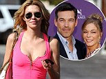 Brandi Glanville steps out amid allegations she 'cheated on Eddie Cibrian several times' during their marriage BEFORE LeAnn Rimes affair