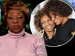 Cissy Houston talks about her new book 'Remembering Whitney'.