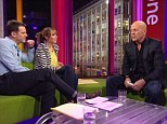 'Mumbling moron': Bruce Willis was blasted by The One Show viewers following an excruciatingly awkward interview on Wednesday night