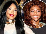 The changing face of Lil' Kim: Rapper's appearance is completely transformed as she steps out with extremely taut visage