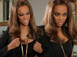 Pull in the waist, show the boobies': Tyra Banks reveals her style secrets on how to look like a 'smart business women'