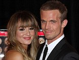 New parents: Cam Gigandet and his fiancé Dominique Geisendorff have welcomed their second child, a son named Rekker