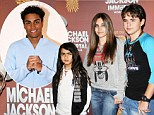 T.J. Jackson 'needs more money' to look after Michael Jackson's children Paris, Prince and Blanket
