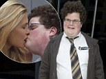 'I have girls tweet me for dates': Go Daddy star Jesse Heiman gets used to the perks of new found fame following Bar Refaeli kiss