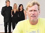 Joe Simpson left estranged wife Tina 'fuming' by 'blowing $300,000 from joint bank account' on Mexico vacation